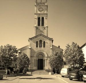 Église de Grézieu-la-Varenne