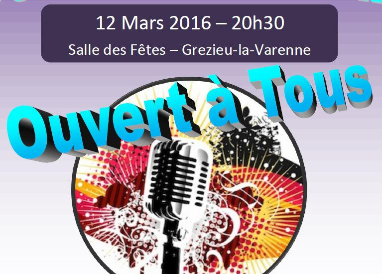 concours chant le 12 mars 2015 - amg